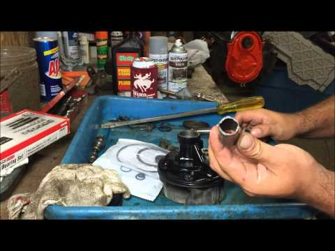 How To Rebuild GM Chevelle Power Steering Pump