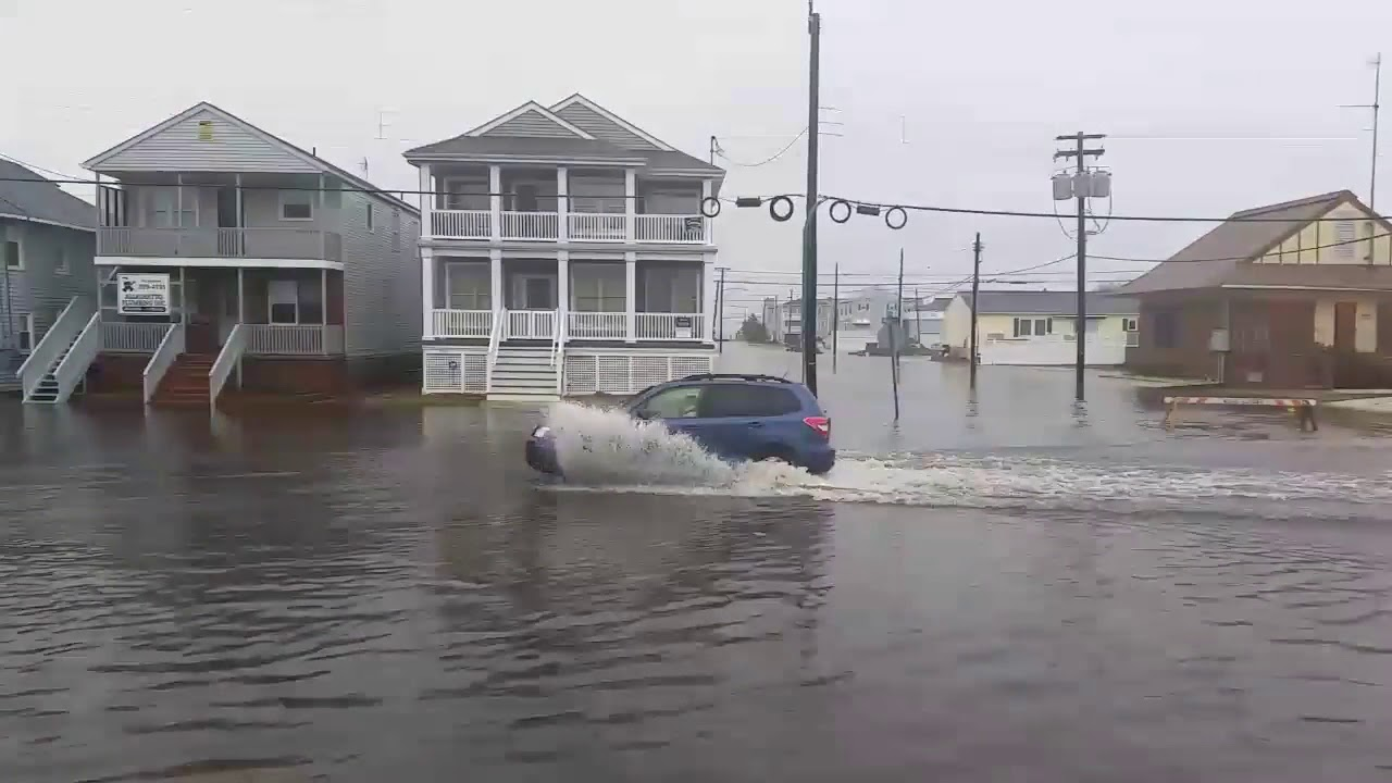 Flood In Jersey City Today
