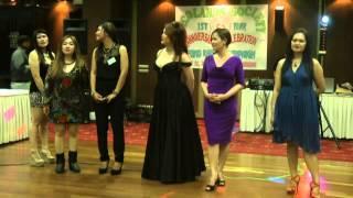 Beauty of the Night Contest - Bicolanos Society 1st Anniversary
