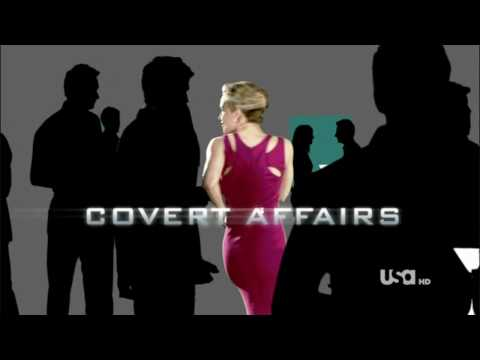 Covert Affairs Opening Credits