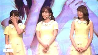 (Honey Popcorn )三上悠亞、櫻萌子、松田美子演唱會以中文和粉絲打招呼...