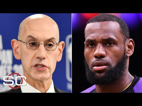 NBA Looking To Shorten Schedule As Soon As 2021-2022 Season – Woj   SportsCenter