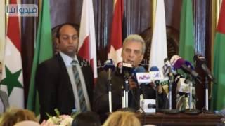 بالفيديو : جامعة القاهرة تنظم مؤتمر بالتعاون مع منظمة المرأة العربية  تزامنًا ويوم المرأة العربية