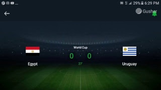 Egypt vs Uruguay World Cup 2018 live stream
