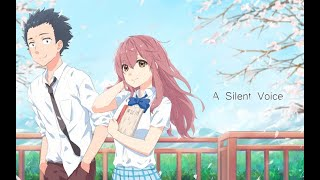 Bekhayali and a silent voice [anime amv]