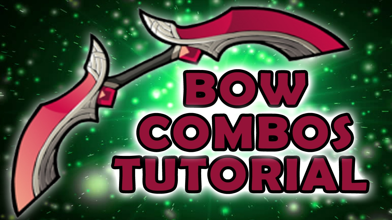 Brawlhalla Bow Combos guide - Basic combos - Tutorial