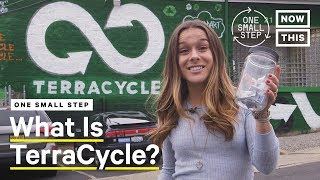 Can Everything Be Recycled? Welcome to TerraCycle | One Small Step | NowThis