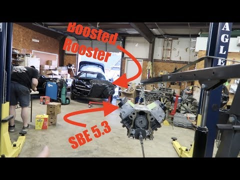 Boosted Roosters NEW 5.3 Engine!!!!