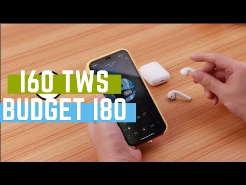 i60 TWS Features and Sneak Peek | Budget version of the i80 TWS