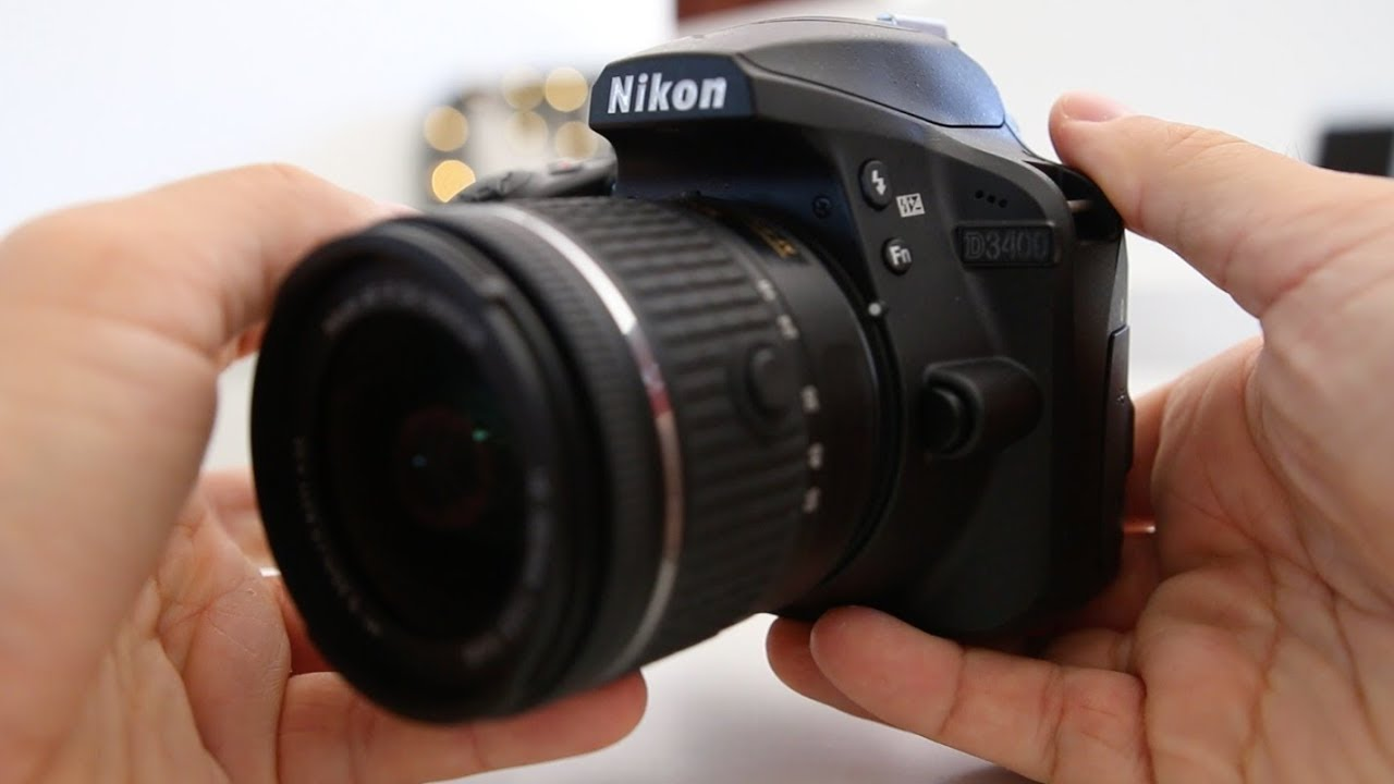 The NEW Nikon D3500 is here - Is it BETTER than the D3400?