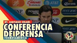 🔴 EN VIVO: Santiago Solari - Conferencia de prensa