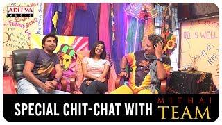 Special Chit Chat With Priyadarshi, Gayathri Gupta & Prashant Kumar   Mithai Movie