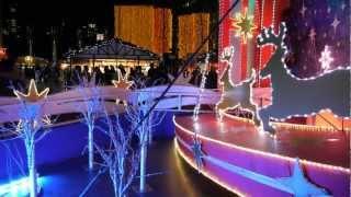 ドイツクリスマスマーケット大阪2012 梅田スカイビル