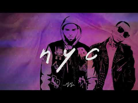 "[FREE] ""NYC"" Chris Brown x Tyga   Rnbass club type beat   MandalazMusic #instrumental 2021"