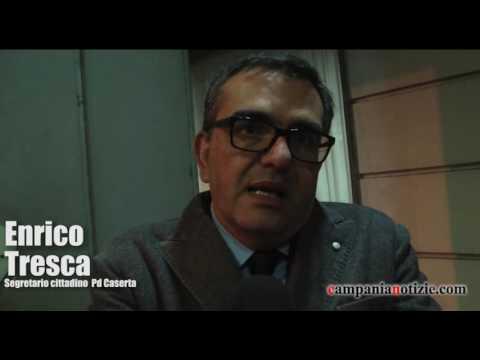 Pd Caserta città, Tresca: Pd deve risolvere problemi, il resto è fuffa
