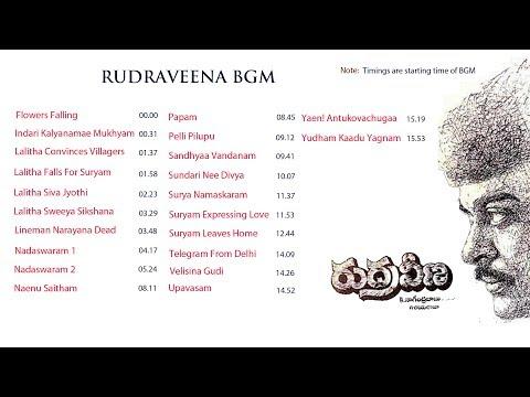 Rudraveena BGM (Background Music) by ilayaraja