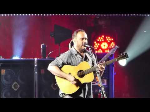 Dave Matthews Band--Dive In Dallas, TX 5/14/2016