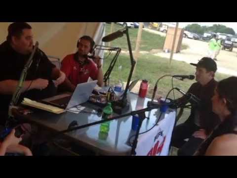 Q94 at Country on the River 2014