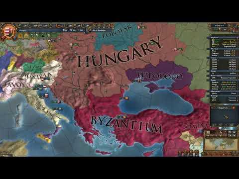 """Lets Play Together Europa Universalis 4 Deutsch Teil 28 """"Neue Regierungsform"""""""