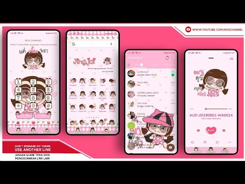 JINGJAI ( Theme For All OPPO and Realme )