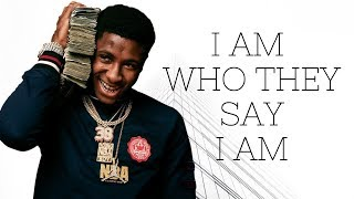NBA Youngboy ft Kevin Gates and Quando Rondo - I'm who they say I am (Neemix)