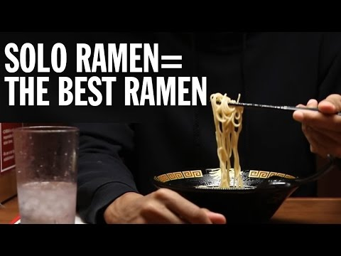 This Ramen Restaurant Requires Zero Human Interaction | Food Network