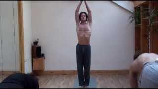 Йога111 - уроки по йоге, базовый уровень
