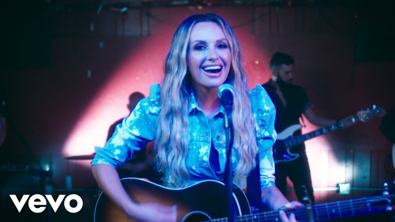 Carly Pearce - Next Girl (Official Music Video)