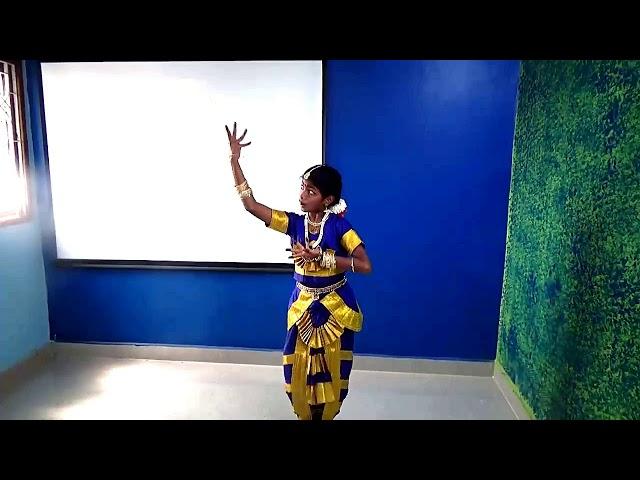 Om Namashivya classical bharathanatiyam salangai oli dance by deepa