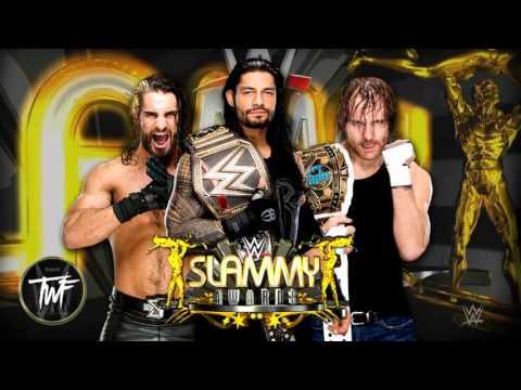 WWE Slammy Awards Official Theme Song