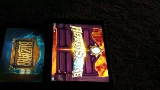 2017 Ipad vs Amazon Fire hd8 real world comparison
