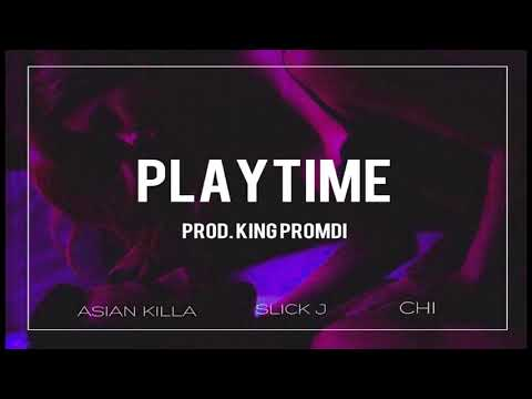 Asian Office Play Time