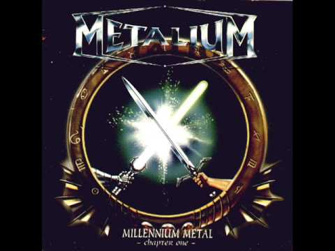 Metalium - Free Forever w/ lyrics