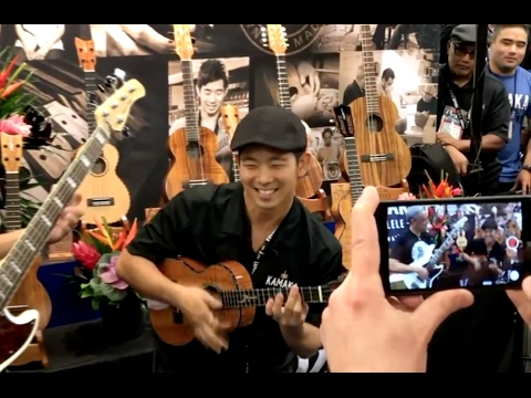 The Best Ukulele Player in the World
