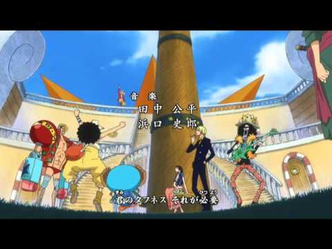 One Piece New World Opening/ 2 years later