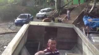 видео Лодка на побережье