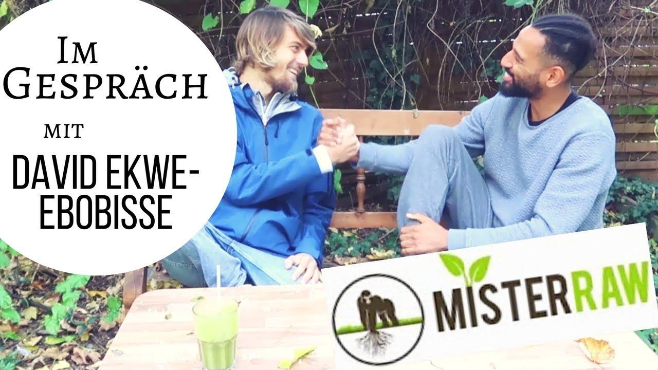 David aka. Mister Raw - Trailer | NutritionNOW (aka. Der Rohkost Reinigungsweg)