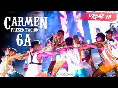 Presentacion de Buzos - CARMEN 6º A | Promo 18