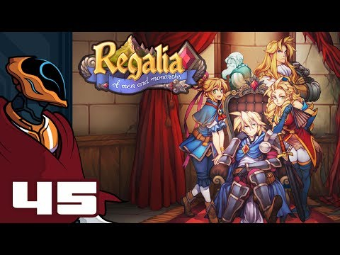 Letu0027s Play Regalia: Of Men And Monarchs - PC Gameplay Part 45 - Canu0027t Take The Cold