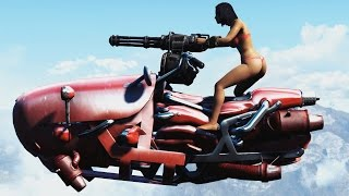 FALLOUT 4 MODS - WEEK #36: The Perfect Body, Hoverbikes, Bioshock Armor & More!