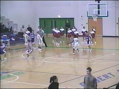 (02-03 Season) Liberty High School at Robert C Byrd High School January 11, 2003