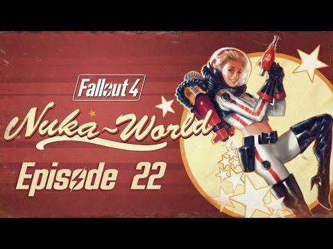 FALLOUT 4 (Nuka-World) #22 : Vault Tec - Among The Stars