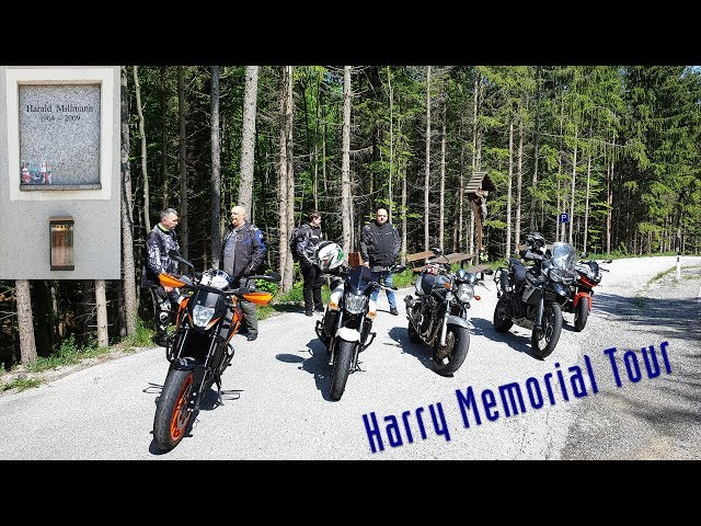 Harry Memorial Tour nach Kirchberg an der Pielach