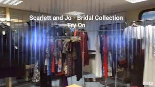 Wedding | Scarlett and Jo Bridal Try On (Plus Size) UK