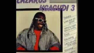 Lazarus Kgagudi - This Place Is Boring