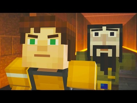 Minecraft: Story Mode - Episode 8 - Death Run (36)