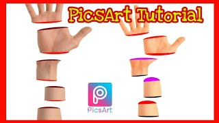 PicsArt Tutorial_PicsArt Photo Edit Tutorial Hand Cutting_ PicsArt Apps Review Shohag Technical Pro.
