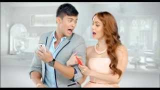LINE TVC - THE ON LINE SONG - LOVE VER - JESSY & MATTEO (Philippines)