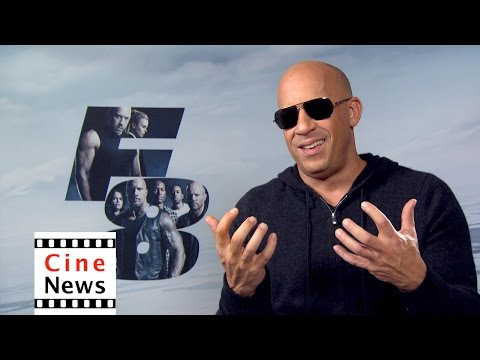 """Fast and Furious 8"" – Interview: Vin Diesel"