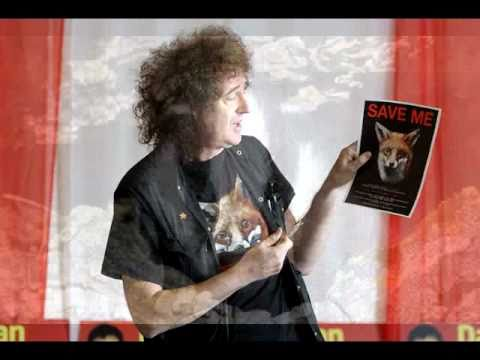 Brian May interview -  'Talking Animals' with Duncan Strauss (Part 1) 3 Nov 2010
